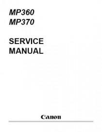 Multipass MP370 Service Manual
